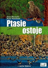 Ptasie ostoje - Antoni Marczewski - okładka książki