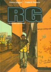 RG 1. Rijad nad Sekwaną - Pierre Dragon - okładka książki