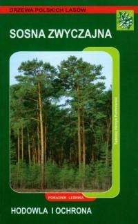 Sosna zwyczajna - Tadeusz H. Puchniarski - okładka książki