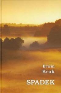 Spadek - okładka książki