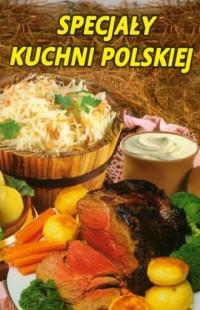 Specjały kuchni polskiej - Marta - okładka książki