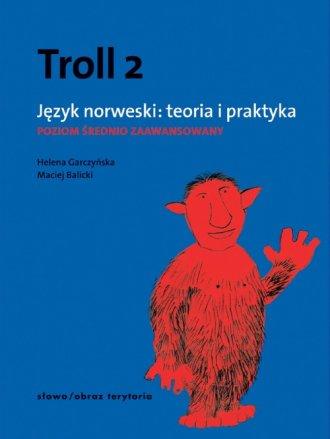 Troll 2. Język norweski. Teoria - okładka podręcznika