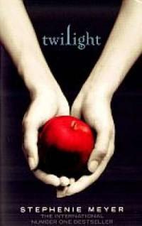 Twilight - okładka książki