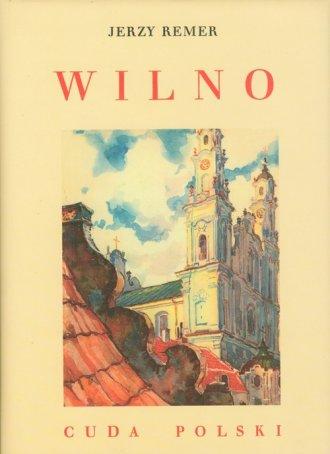 Wilno - okładka książki