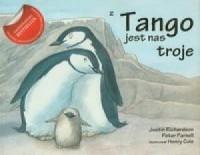 Z Tango jest nas troje - Justin Richardson - okładka książki