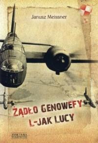 Żądło Genowefy, L-jak Lucy - okładka książki