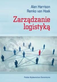 Zarządzanie logistyką - okładka książki