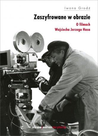 Zaszyfrowane w obrazie - okładka książki