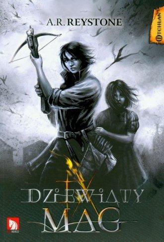 Dziewiąty Mag - okładka książki