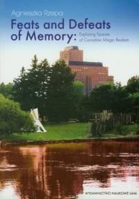 Feats and Defeats of Memory: Exploring - okładka książki