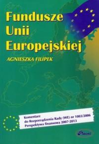 Fundusze Unii Europejskiej - okładka książki