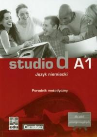 Język niemiecki A1. Poradnik metodyczny - okładka książki