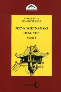 Język wietnamski. Podręcznik cz. 1 - okładka książki