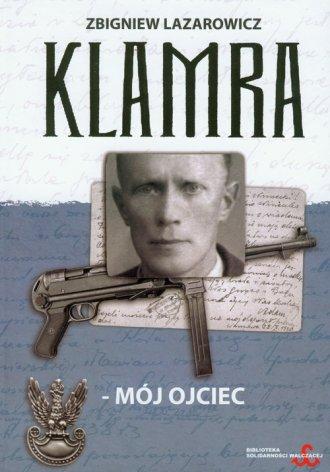 Klamra - mój ojciec - okładka książki