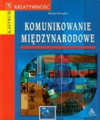Komunikowanie międzynarodowe - okładka książki