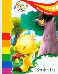Kruk i lis - okładka książki