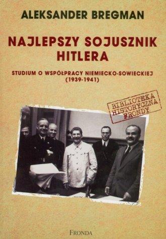 Najlepszy sojusznik Hitlera. Studium - okładka książki