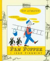 Pan Popper i jego pingwiny - okładka książki