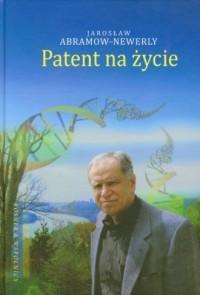 Patent na życie - okładka książki