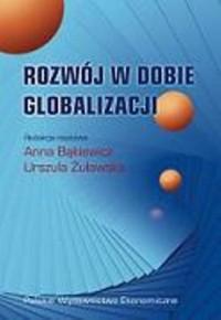 Rozwój w dobie globalizacji - okładka książki