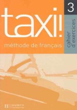 Taxi 3. Zeszyt ćwiczeń - okładka podręcznika