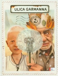 Ulica Garmanna - okładka książki