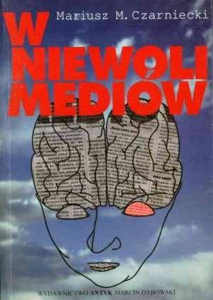 W niewoli mediów - okładka książki