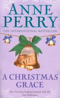 Christmas Grace - okładka książki