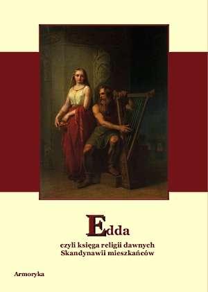 Edda, czyli księga religii dawnych - okładka książki