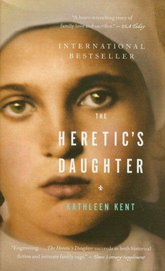 Heretics Daughter - okładka książki