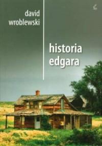 Historia Edgara - okładka książki