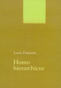 Homo hierarchicus. System kastowy i jego implikacje - okładka książki