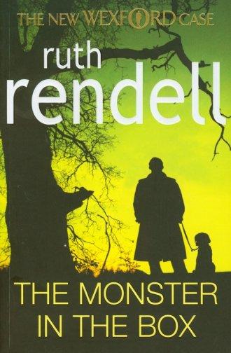 Monster in the Box - okładka książki