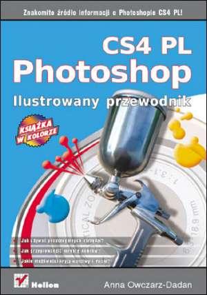 Photoshop CS4 PL. Ilustrowany przewodnik - okładka książki