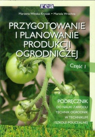 Przygotowanie i planowanie produkcji - okładka podręcznika