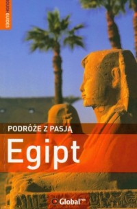 Rough Guides. Podróże z pasją. Egipt - okładka książki