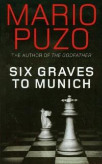 Six Graves to Munich - okładka książki