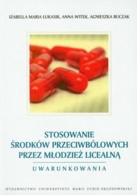 Stosowanie środków przeciwbólowych - okładka książki