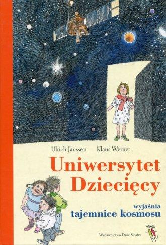 Uniwersytet dziecięcy cz. 2 wyjaśnia - okładka książki