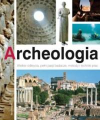 Archeologia - okładka książki