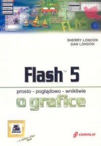 Flash 5 - okładka książki