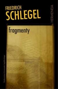 Fragmenty - okładka książki