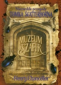 Muzeum i szafir - okładka książki