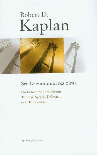 Śródziemnomorska zima - okładka książki