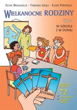 Wielkanocne rodziny (gra) - zdjęcie zabawki, gry