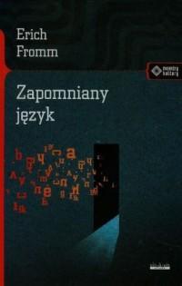 Zapomniany język - okładka książki