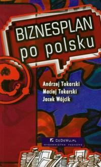 Biznesplan po polsku - okładka książki