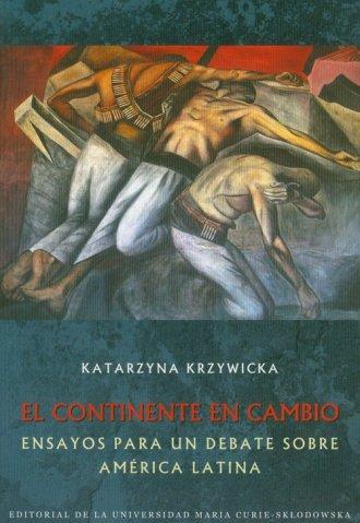 El continente en cambio - okładka książki