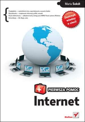 Internet. Pierwsza pomoc - okładka książki