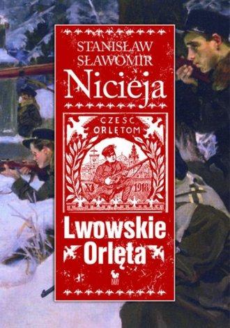 Lwowskie Orlęta - okładka książki